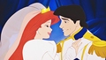 Walt Дисней Screencaps - Princess Ariel & Prince Eric
