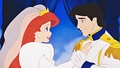 Walt ডিজনি Screencaps - Princess Ariel & Prince Eric