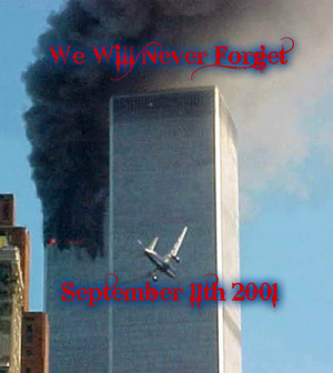 We Will Never Forget!!!!!