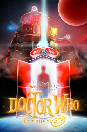 What if Doctor Who were a 迪士尼 movie?