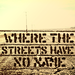 Where the Streets Have No Name - music icon