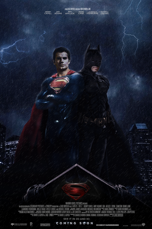 World's Finest (FAN MADE) Poster