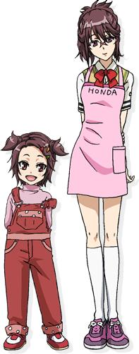 Yayoi x Sakura