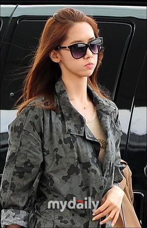 Yoona ❤ 130913