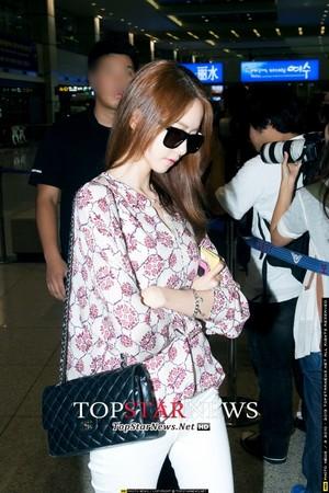 Yoona Airport 130915