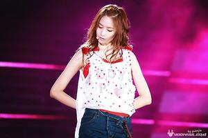 Yoona संगीत कार्यक्रम 130901