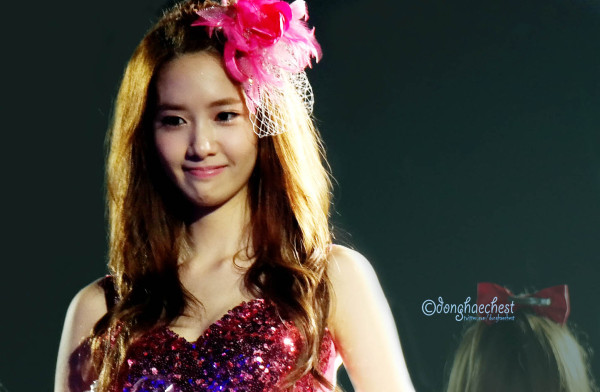 Yoona концерт 130914