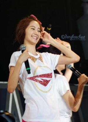 Yoona concierto 130914