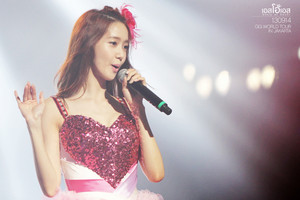 Yoona コンサート 130914