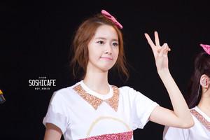 Yoona संगीत कार्यक्रम 130914