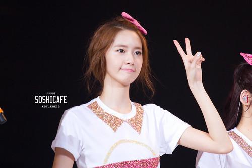 Im yoonA fond d'écran entitled Yoona concert 130914