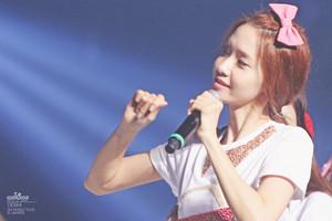 Yoona konser 130914