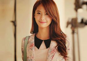 Yoona 愛 Rain <3