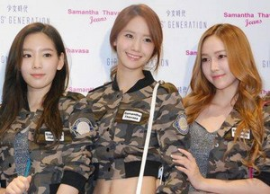 Yoona @ Samantha Thavasa Jeans Press Conference
