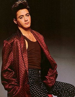 Young Downey