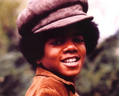 Michael Jackson wallpaper entitled Young Micheal