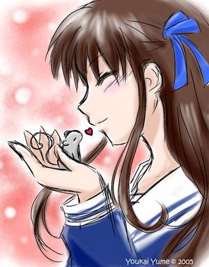 Yuki x Tohru <3