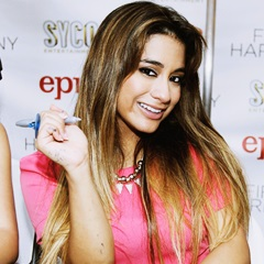 Fifth Harmony wallpaper containing a portrait called ally brooke hernandez. ♡