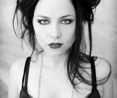 Amy Lee wallpaper containing attractiveness and a portrait entitled amy
