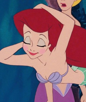 ariel's broad look