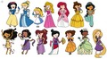 at_ disney princess
