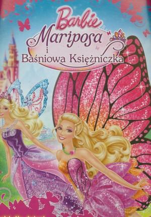 Barbie mariposa 2 livres