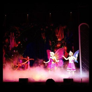 barbie mariposa & the fairy princess live