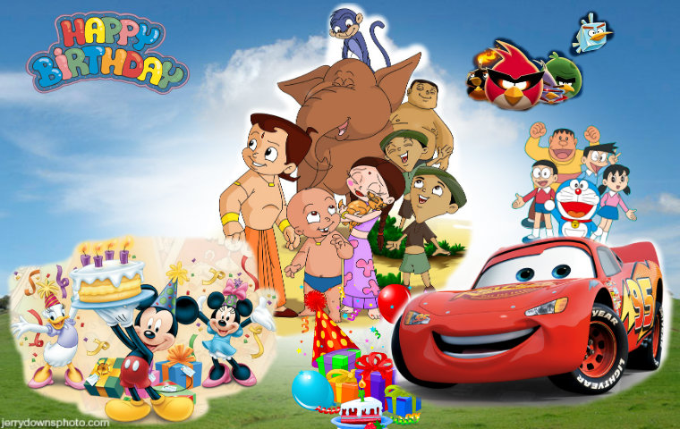 choota bheem images bday cake final hd wallpaper and background