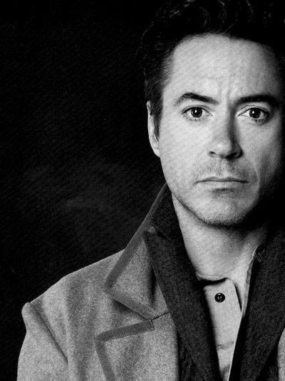 best looking man: Downey