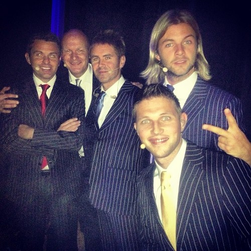 Keith Harkin wallpaper containing a business suit, a suit, and a dress suit called celtic thunder minus emmet
