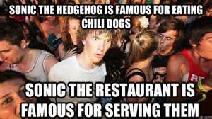 chilli dogs in sonic