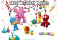 connor bday - pocoyo fan art