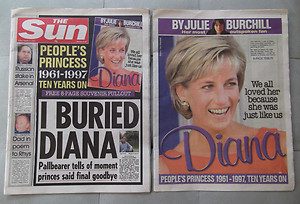 diana 1997 news