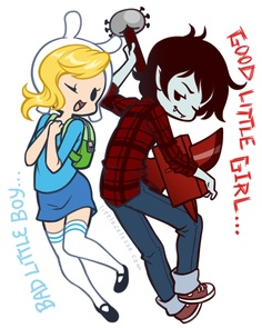 fionna and marshall