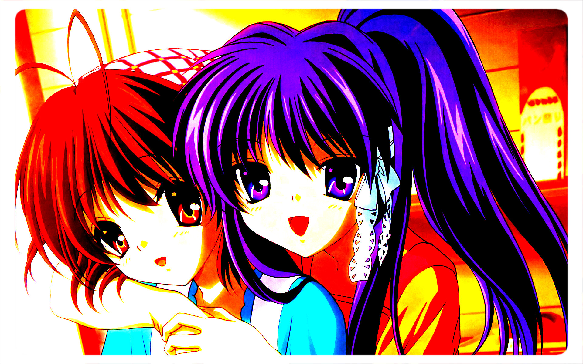 Clannad And After Story Images Friends Forever HD Wallpaper Background Photos