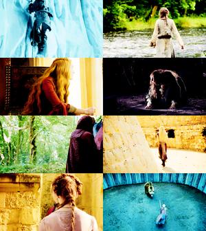 Game of Thrones Ladies + Faceless