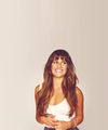 lea michele - glee fan art