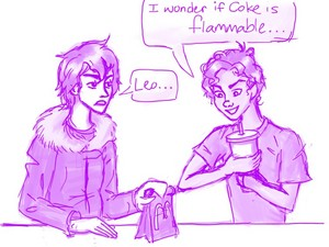 leo vs. coke!