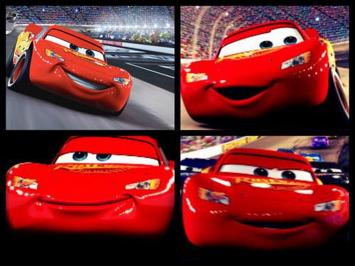 डिज़्नी पिक्सार कार्स वॉलपेपर called lightning mcqueen