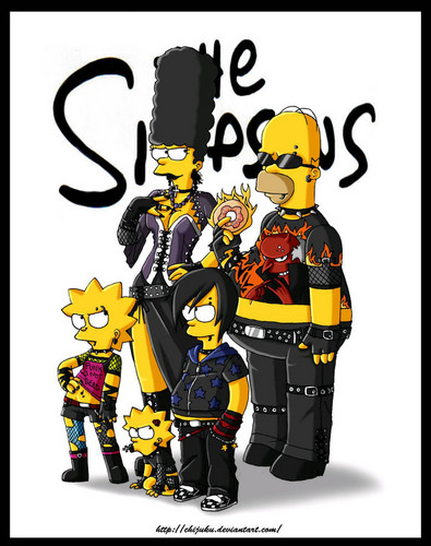 Lisa Simpson achtergrond possibly with anime called lisa simpson