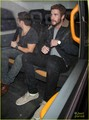 london  - chris-and-liam-hemsworth photo