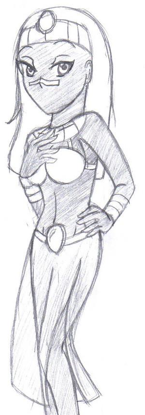 martian queen