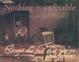 nothing's unfixable