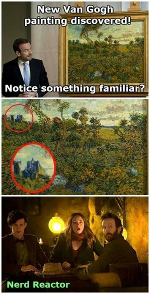 real painting, look familiar?