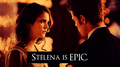 stelena - tv-couples fan art