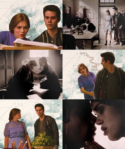 couples de la TV fond d'écran with a sign called stydia
