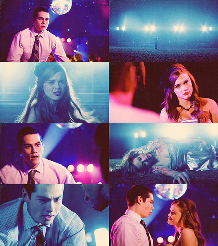 TV Couples wallpaper with a concert entitled stydia