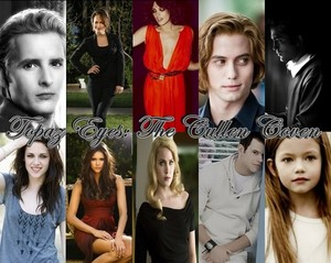the Cullens<3