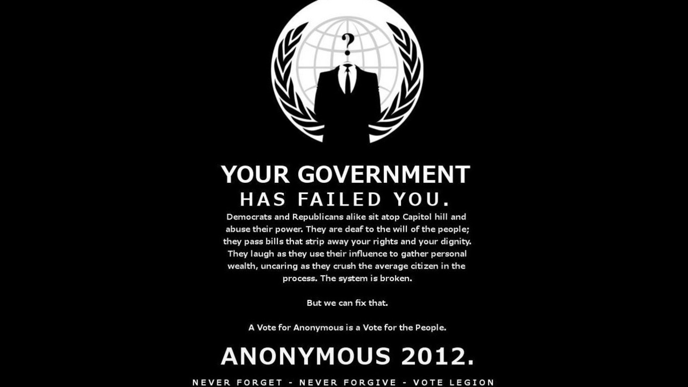 The Anonymous Images HD Wallpaper And Background Photos
