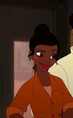 tiana's accomplished look